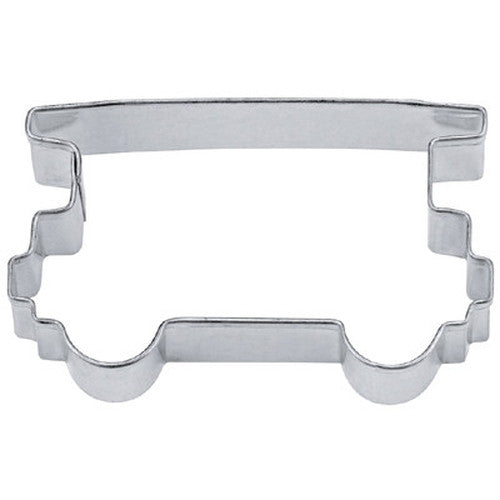 Train Railway Carriage 5.5cm Cookie Cutter Stainless Steel-Cookie Cutter Shop Australia