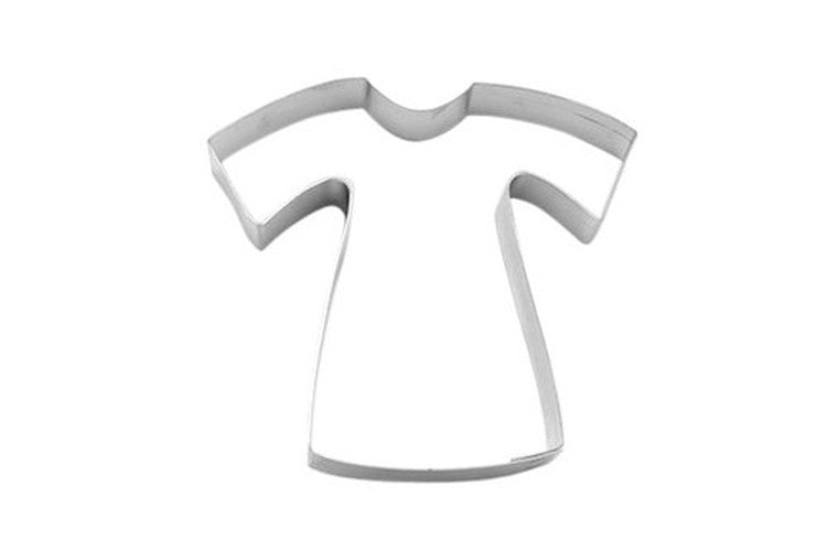 Tunic Dress or Smock 9cm Cookie Cutter-Cookie Cutter Shop Australia