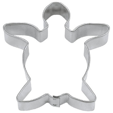 Turtle 6cm Stainless Steel Cookie Cutter-Cookie Cutter Shop Australia