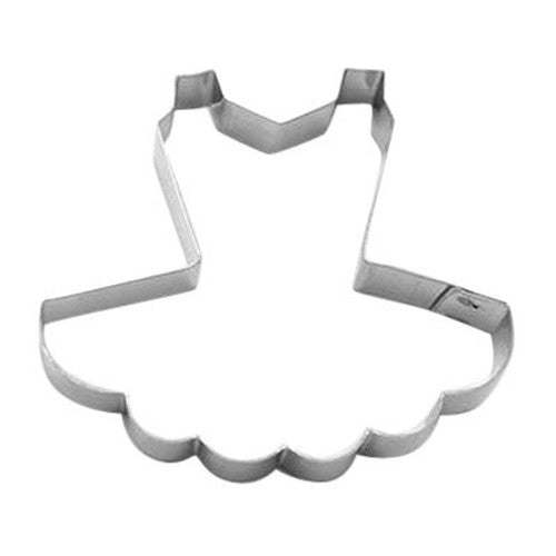 Tutu 7cm Cookie Cutter-Cookie Cutter Shop Australia