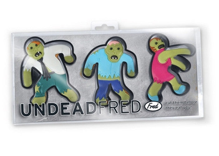Undead Cookie Cutters 9cm Set of 3-Cookie Cutter Shop Australia
