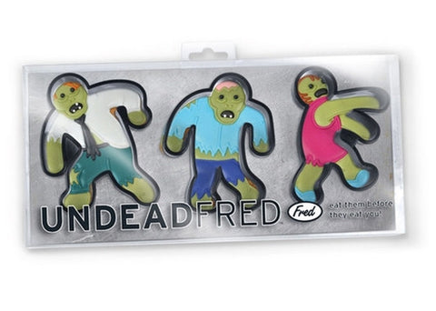 Undead Cookie Cutters Set of 3-Cookie Cutter Shop Australia