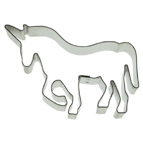 Unicorn Cookie Cutter-Cookie Cutter Shop Australia