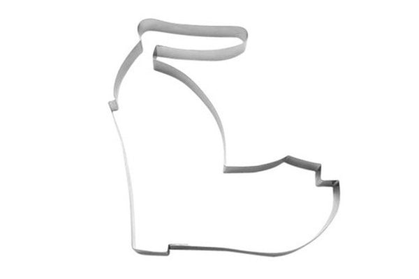 Wedge Shoe 12cm Cookie Cutter-Cookie Cutter Shop Australia