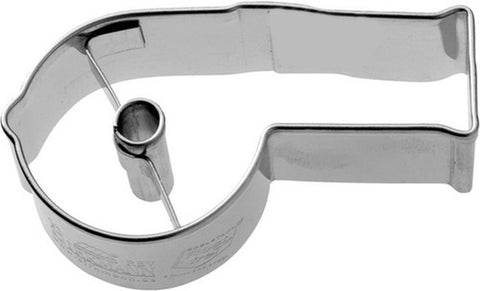 Whistle 6cm Cookie Cutter-Cookie Cutter Shop Australia