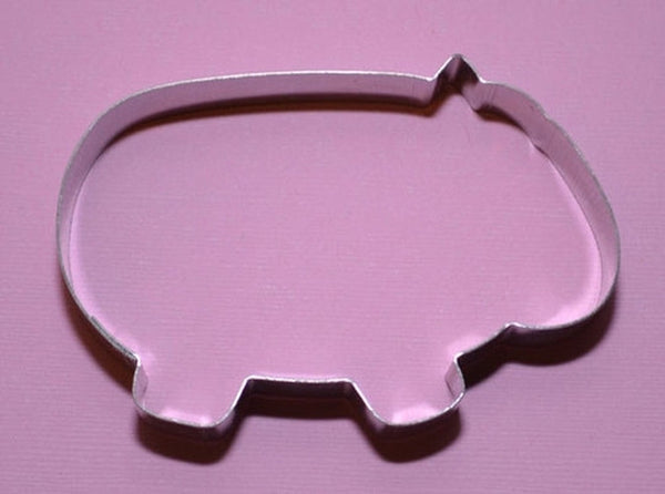 Wombat 9cm Cookie Cutter-Cookie Cutter Shop Australia
