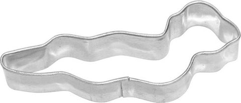 Worm or Snake 7cm Cookie Cutter-Cookie Cutter Shop Australia