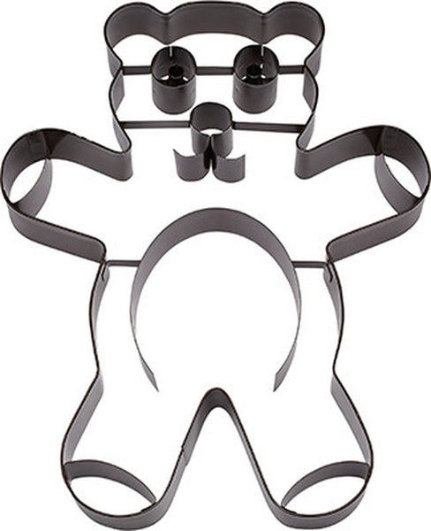 Extra Large Teddy Bear Cookie Cutter-Cookie Cutter Shop Australia
