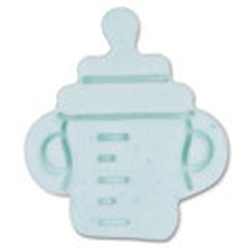 Baby Bottle Plastic Embossed Cookie Cutter Cookie Cutter