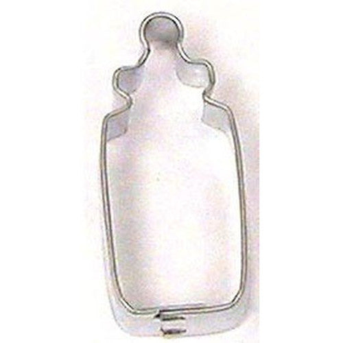 Baby Bottle Mini 4cm Cookie Cutter-Cookie Cutter Shop Australia