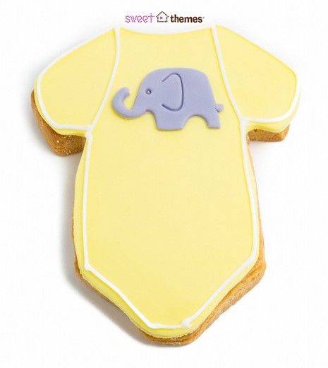 Baby Suit 11cm Cookie Cutter