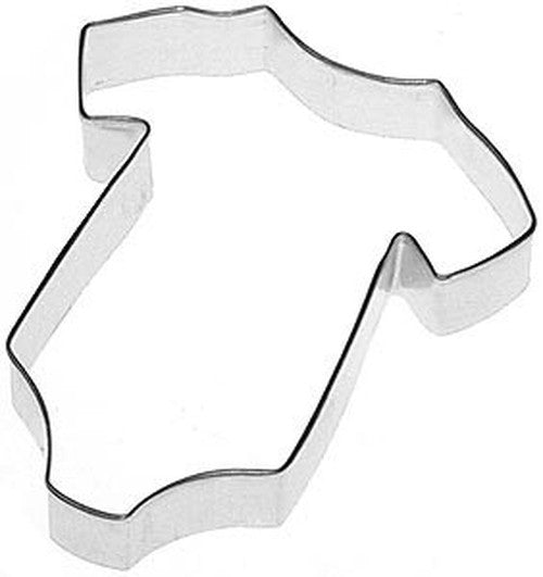 Baby Suit 10cm Cookie Cutter-Cookie Cutter Shop Australia