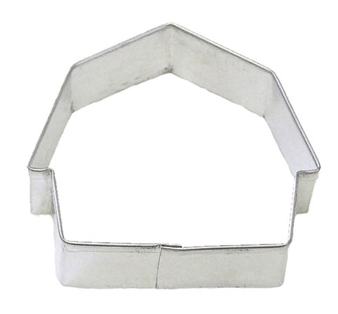 Barn Cookie Cutter 8cm