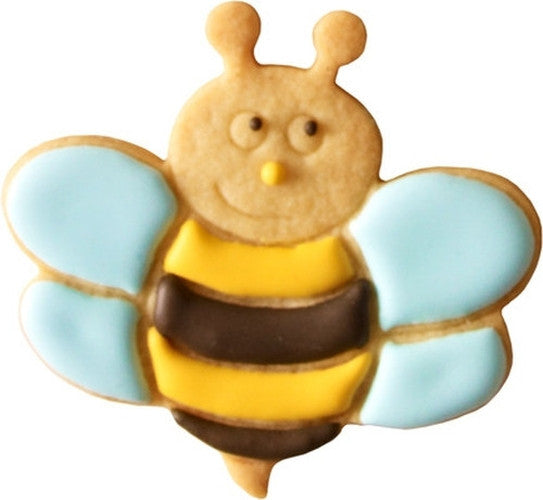 Bee with Internal Detail 9cm Cookie Cutter-Cookie Cutter Shop Australia