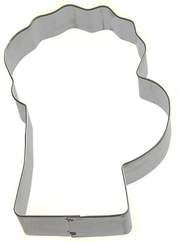 Beer Mug Cookie Cutter 8.5cm | Cookie Cutter Shop Australia