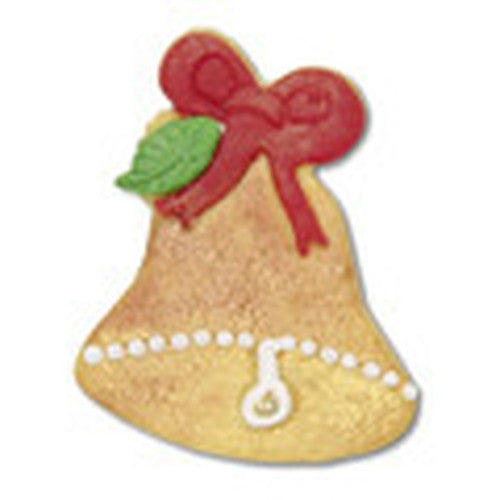 Bell with Embossed Detail Cookie Cutter-Cookie Cutter Shop Australia