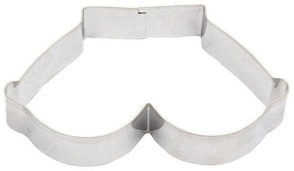 Boobs 10cm Cookie Cutter-Cookie Cutter Shop Australia