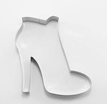 High Heel Boot Cookie Cutter 12cm