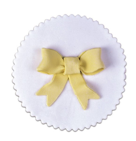 Gift Ribbon Set of 3 Cookie Cutters 8cm