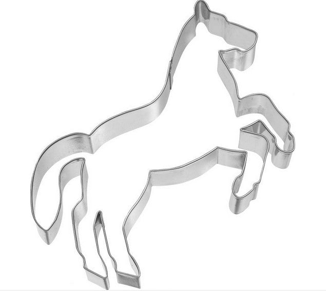 Bucking Horse Cookie Cutter | Cookie Cutter Shop Australia