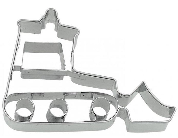 Bulldozer Cookie Cutter with Embossed Detail
