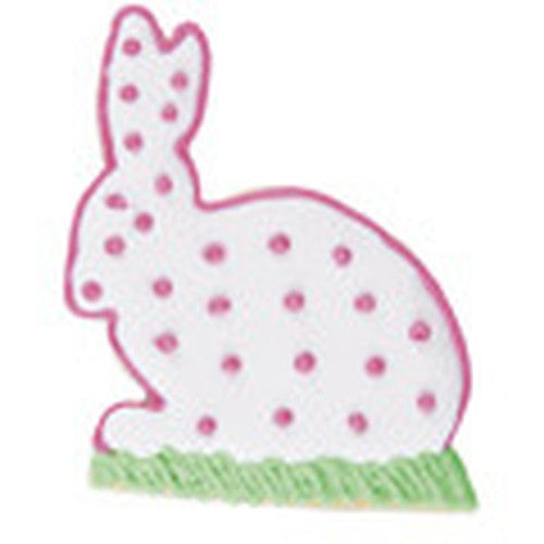 Bunny lying 5 cm Cookie Cutter-Cookie Cutter Shop Australia