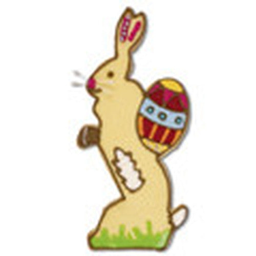 Easter Bunny standing 19 cm Cookie Cutter-Cookie Cutter Shop Australia