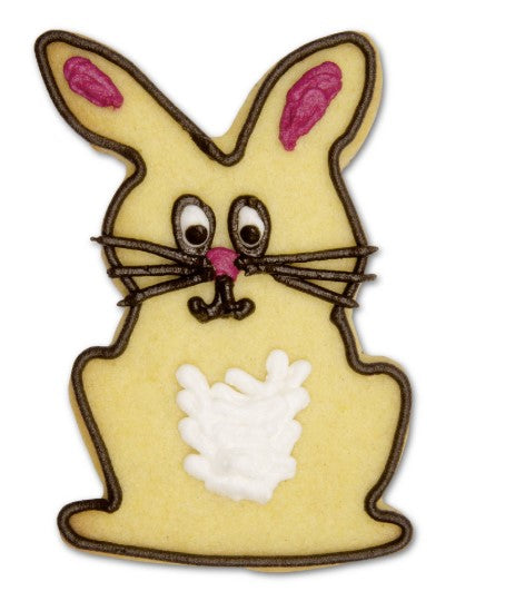 Rabbit Cookie Cutter Sitting 6.5cm