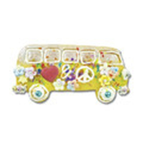 Bus with Embossed Windows Cookie Cutter-Cookie Cutter Shop Australia