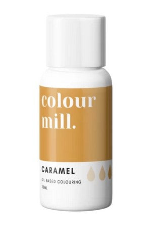 Colour Mill Caramel Oil Based Colouring 20ml