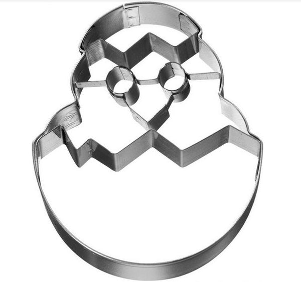 Chick in Egg Cookie Cutter | Cookie Cutter Shop Australia