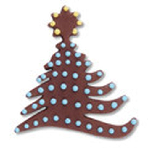 Christmas Tree with Star 10cm Cookie Cutter-Cookie Cutter Shop Australia