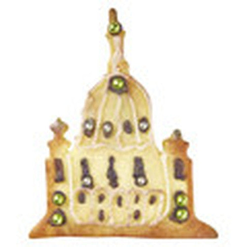 Church 9cm Cookie Cutter-Cookie Cutter Shop Australia