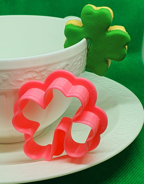4 Leaf Clover Cookie Cutter Mug Hugger