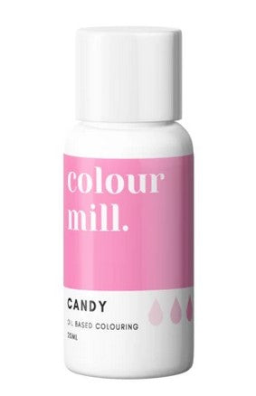 Colour Mill Candy Oil Based Colouring 20ml | Cookie Cutter Shop Australia