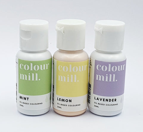 Colour Mill Pastel Set 1