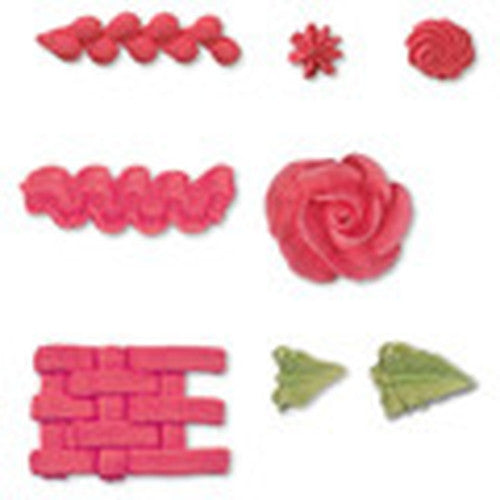 Decorating Icing Set of 8 Items-Cookie Cutter Shop Australia
