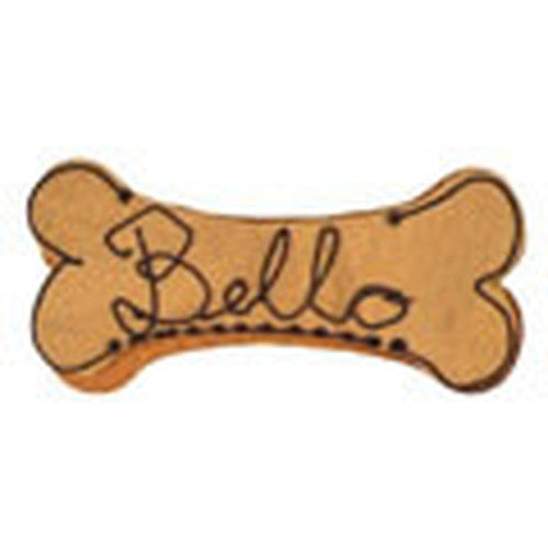 Dog Bone 9cm Cookie Cutter-Cookie Cutter Shop Australia