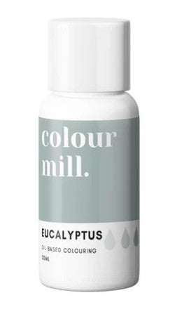 Colour Mill Eucalyptus Oil Based Colouring 20ml | Cookie Cutter Shop Australia