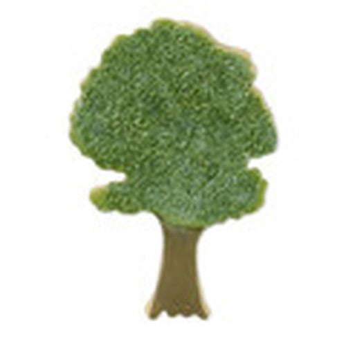 Ficus Tree 7cm Cookie Cutter-Cookie Cutter Shop Australia