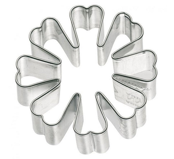 Fire Star Flower Cookie Cutter 5cm | Cookie cutter Shop Australia