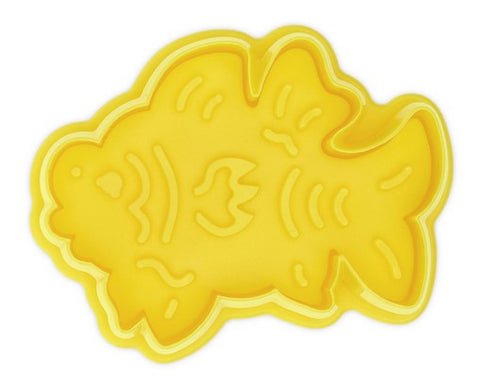 Fish Cookie Cutter with Stamp and Ejector | Cookie Cutter Shop Australia