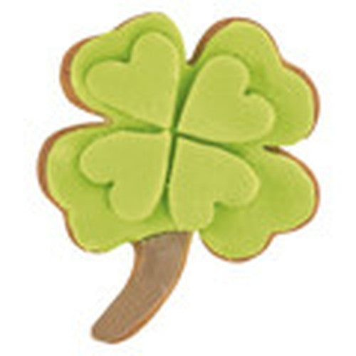Four Leaf Clover Cookie Cutter-Cookie Cutter Shop Australia