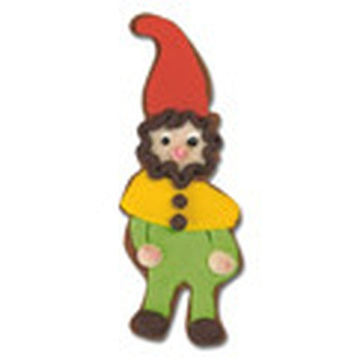 Garden Gnome Cookie Cutter-Cookie Cutter Shop Australia