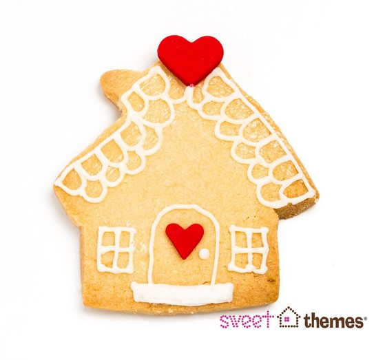 Gingerbread House Cookie Cutter 8.5cm