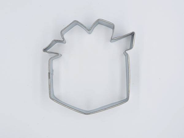Gift Present 8cm Cookie Cutter