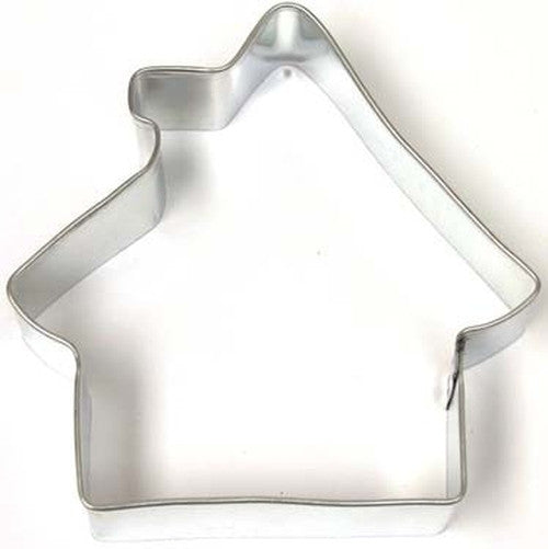 Gingerbread House 9cmCookie Cutter-Cookie Cutter Shop Australia