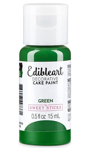 Edible Art Paint Green