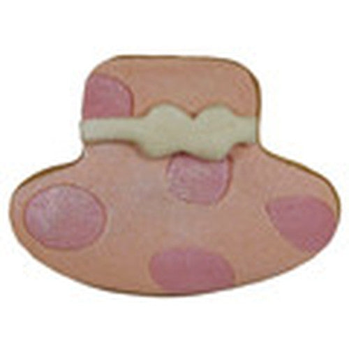 Hat with Ribbon Cookie Cutter-Cookie Cutter Shop Australia