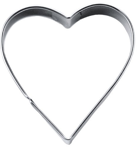 Heart Cookie Cutter 4.5cm | Cookie Cutter Shop Australia